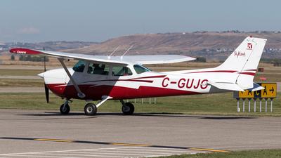 A picture of CGUJO - Cessna 172M Skyhawk - [17267278] - © Mike MacKinnon
