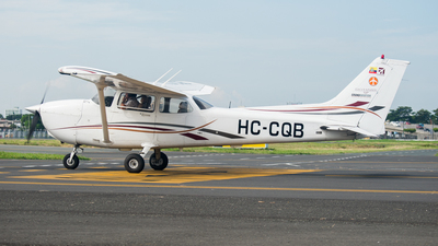 HC-CQB - Cessna 172 Skyhawk - Grand Aviation
