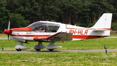 PH-HLR - Robin DR400/135cdi Ecoflyer - Private