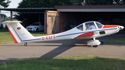 D-KGFS - Grob G109B - Private