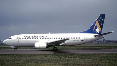 VH-CZC - Boeing 737-377 - Ansett Airlines of Australia