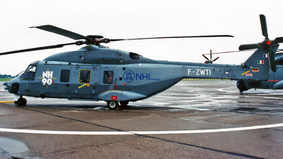F-ZWTI - NH Industries NH-90 - NH Industries