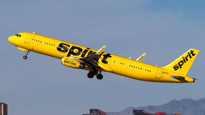 N685NK - Airbus A321-231 - Spirit Airlines
