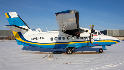 UP-L4106 - Let L-410UVP Turbolet - Berkut Air Services