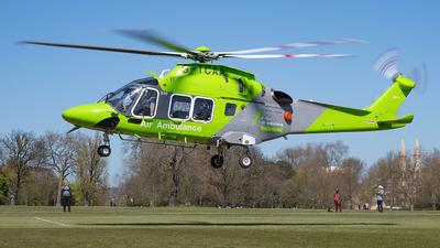 G-TCAA - Agusta-Westland AW-169 - Private