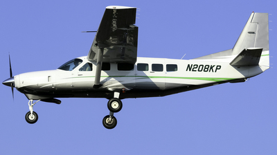 N208KP - Cessna 208 Caravan - Private
