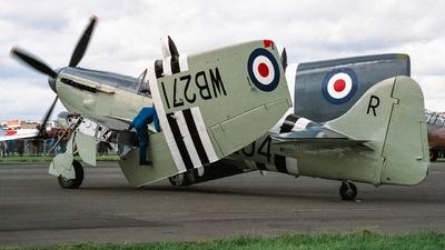 WB271 - Fairey Firefly AS.5 - United Kingdom - Royal Navy Historic Flight