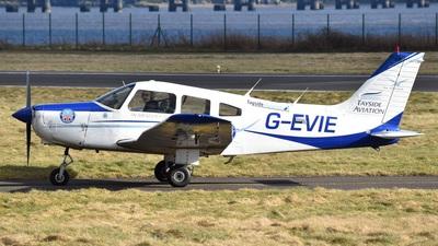 G-EVIE - Piper PA-28-161 Warrior II - Tayside Aviation
