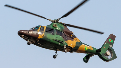 S3-BSI - Eurocopter AS 365N3 Dauphin - Bangladesh - Army Aviation
