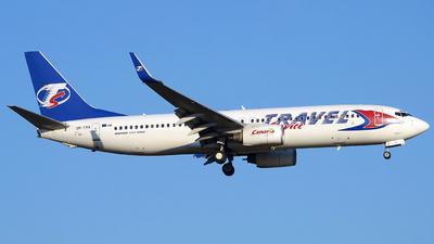 OM-TVA - Boeing 737-86N - Travel Service Slovakia