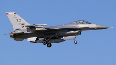 85-1501 - General Dynamics F-16C Fighting Falcon - United States - US Air Force (USAF)