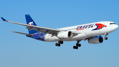 C-GTSN - Airbus A330-243 - Travel Service Poland (Air Transat)
