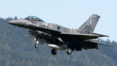 509 - Lockheed Martin F-16CJ Fighting Falcon - Greece - Air Force