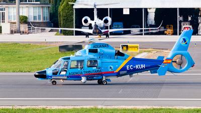 EC-KUH - Eurocopter AS 365N2 Dauphin - Spain - Aduanas