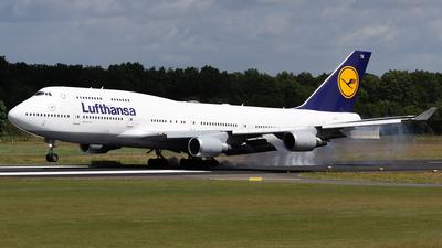 A picture of DABTK - Boeing 747430 - [29871] - © Lars Jecker