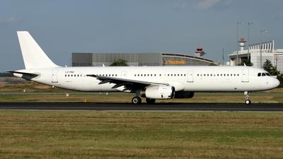 LZ-PMZ - Airbus A321-231 - Air Via