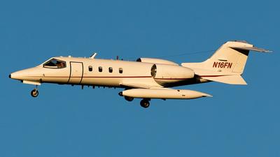 N16FN - Gates Learjet U-36A - Private