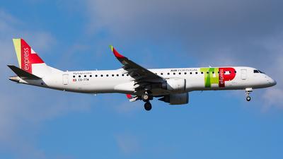 CS-TTW - Embraer 190-200IGW - TAP Express