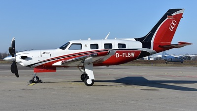 D-FLBW - Piper PA-46-M600 - Private