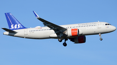 A picture of SEROM - Airbus A320251N - SAS - © Henrik Hedde
