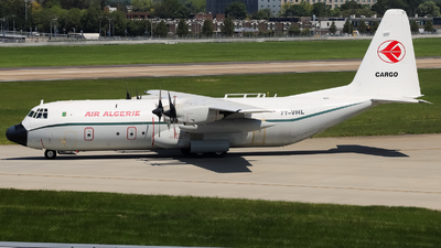 A picture of 7TVHL - Lockheed L38251C Hercules - Air Algerie - © subing27