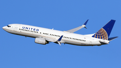 N27246 - Boeing 737-824 - United Airlines