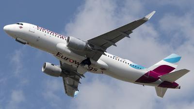 D-AEWL - Airbus A320-214 - Eurowings