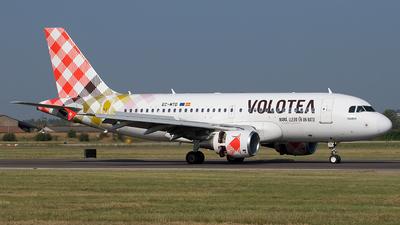 A picture of ECMTD - Airbus A319111 - Volotea - © Roberto Bianchi