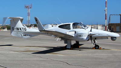 G-WKTG - Diamond DA-42 MNG - Diamond Executive Aviation