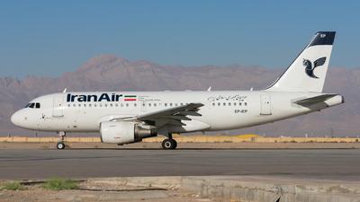 EP-IEP - Airbus A319-112 - Iran Air