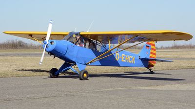 D-EHCK - Piper PA-18-95 Super Cub - Private