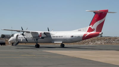 VH-LQQ - Bombardier Dash 8-Q402 - QantasLink (Sunstate Airlines)
