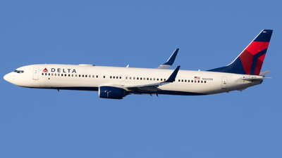 A picture of N901DN - Boeing 737932(ER) - Delta Air Lines - © Conor Clancy