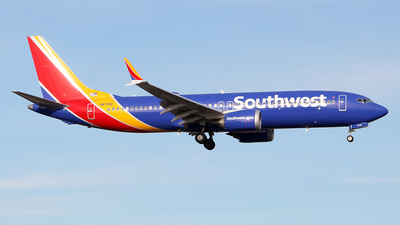 N8719Q - Boeing 737-8 MAX - Southwest Airlines
