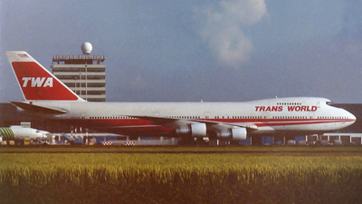 N305TW - Boeing 747-284B - Trans World Airlines (TWA)