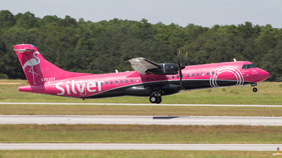 N703SV - ATR 72-212A(600) - Silver Airways