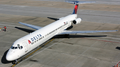 N951DL - McDonnell Douglas MD-88 - Delta Air Lines