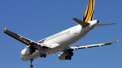9V-TAO - Airbus A320-232 - Tiger Airways