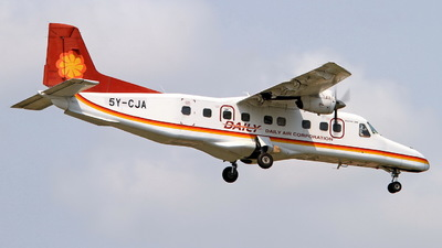 5Y-CJA - Dornier Do-228-212 - Daily Air Corporation