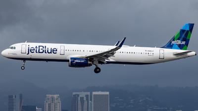 N991JT - Airbus A321-231 - jetBlue Airways