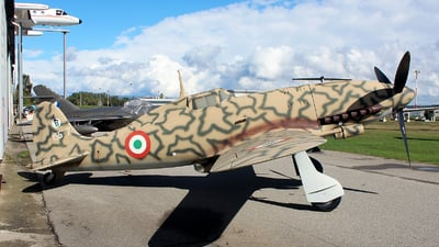 MM9327 - Macchi MC-205V  Veltro - Italy - Air Force