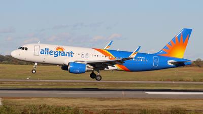 N249NV - Airbus A320-214 - Allegiant Air