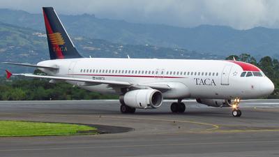 N498TA - Airbus A320-233 - TACA International Airlines