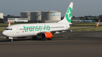 PH-GUX - Boeing 737-8EH - Transavia Airlines