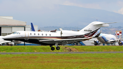 N815RB - Cessna 750 Citation X - Private