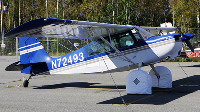 N72493 - Bellanca 8GCBC Scout - Private