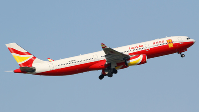 B-305W - Airbus A330-343 - Lucky Air