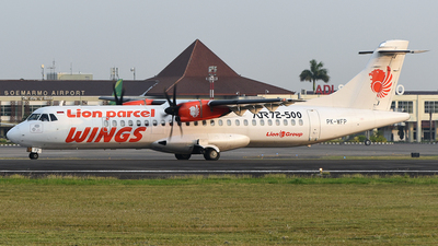 PK-WFP - ATR 72-212A(500) - Wings Air