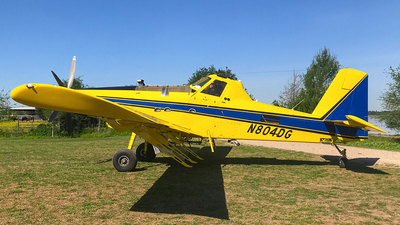 N804DG  - Air Tractor AT-802A - Private