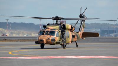 14309 - Sikorsky S-70A-28 Blackhawk - Turkey - Army